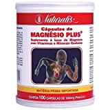 Magnésio Plus 100 Cápsulas Naturalis