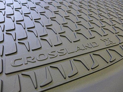 Bester der welt Set original Opel Crossland X Gummimatten