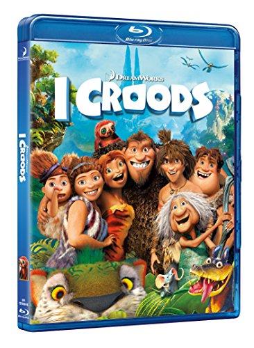I Croods (Br + Dvd)