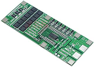 Unique India Sales 6S 40A 18650 Lithium Battery Protection Board BMS Pack of 1