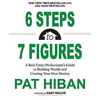 6 Steps to 7 Figures     A Real Estate Professional's Guide to Building Wealth and Creating Your Own Destiny              Auteur(s):                                                                                                                                 Pat Hiban                               Narrateur(s):                                                                                                                                 Pat Hiban                      Durée: 4 h et 3 min     3 évaluations     Au global 5,0