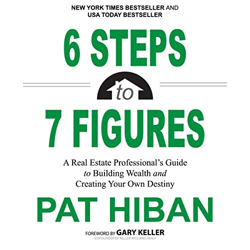 6 Steps to 7 Figures audiobook cover art