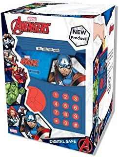 GW Connect Digital Safe- Captain America