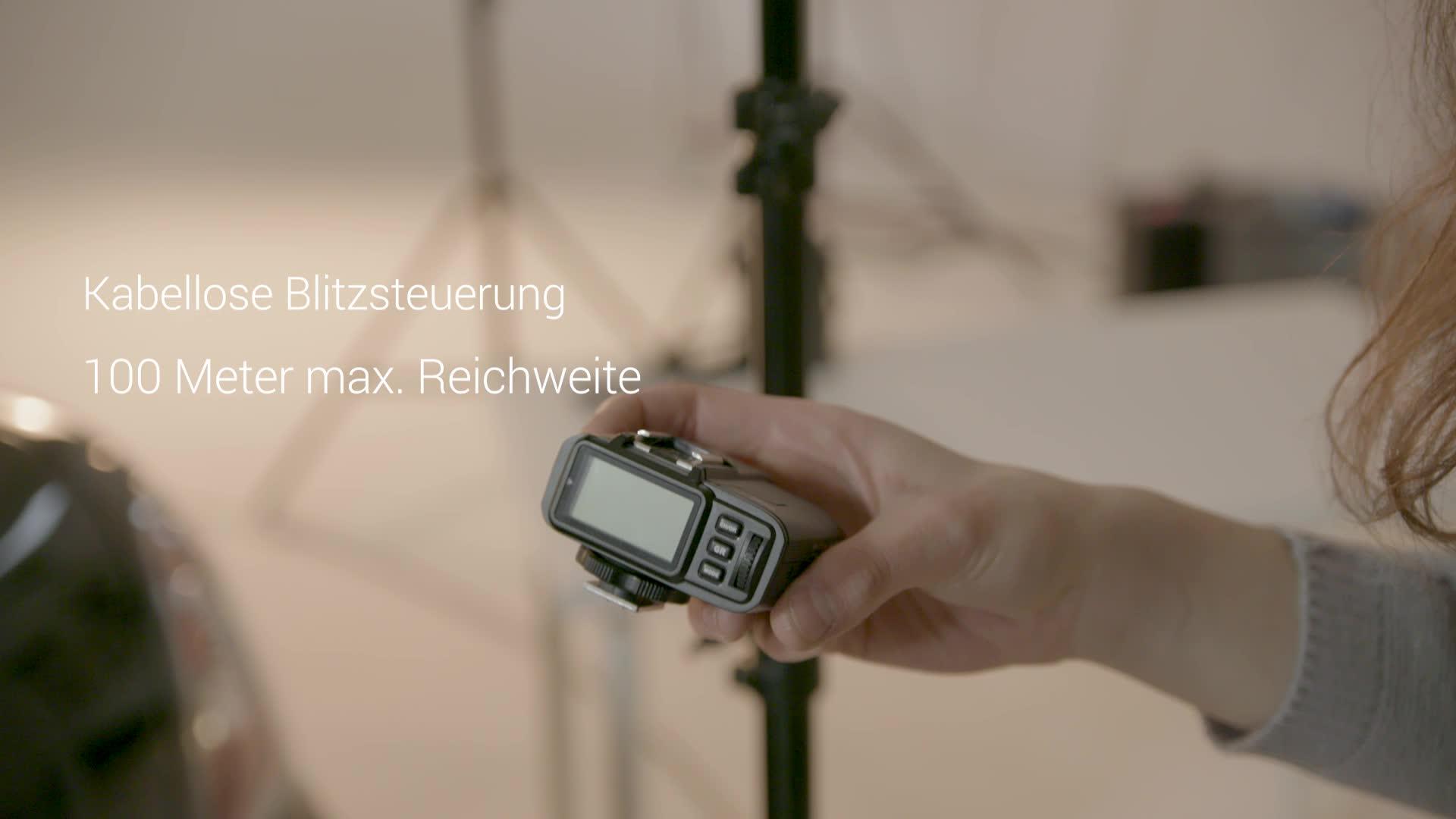 Cullmann Kit 500c Trigger Kit Kamera