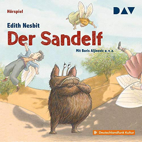 Der Sandelf audiobook cover art