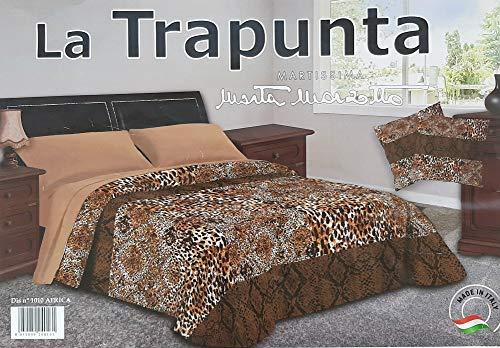 Generico Trapunta Piumone Letto Matrimoniale Marta Marzotto Misura 260 x 260 cm