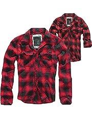 Brandit Check Shirt Camicia Uomo