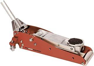 Gato hidráulico de carretilla profesional de aluminio 1250 kgs.