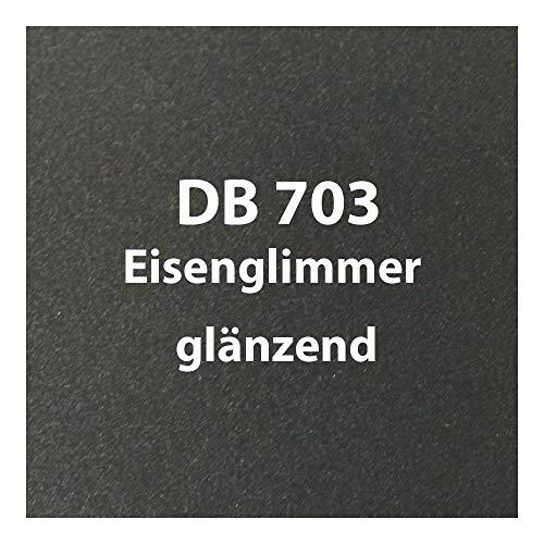 250 g Pulverlack Beschichtungspulver Pulverbeschichtung pulverbeschichten * viele verschiedene Farben wählbar * PG 3 (DB 703 Eisenglimmer glänzend)