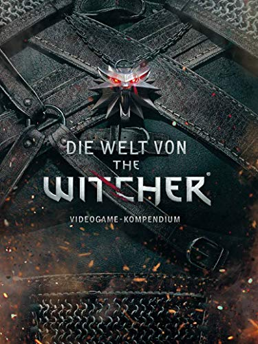 Die Welt von The Witcher: Videogame-Kompendium