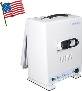 black light skin scanner