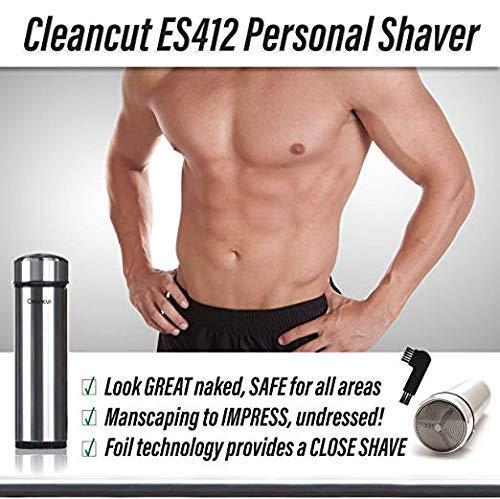Cleancut ES412 Personal Shaver by Cleancut