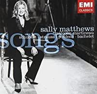 Songs (Matthews, Martineau) (2004-10-15)