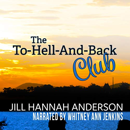 The to-Hell-and-Back Club audiobook cover art