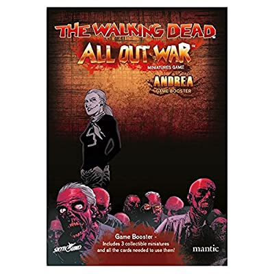 The Walking Dead All Out War: Andrea Booster by Mantic Entertainment Ltd