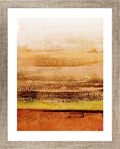 Montecarlo Bilderrahmen Posterrahmen 60x80 cm Puzzlerahmen Eiche gekälkt genau passend für Puzzle Poster Kunstduck 80x60 cm