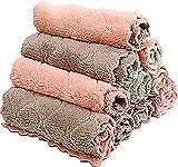 10 Pack Kitchen Cloth, Microfiber Dish Towels...