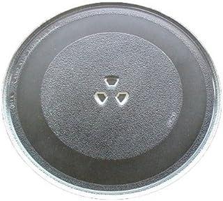 "G.E. ADVANTIUM Glass Plate / Tray 12 3/4 "" WB49X10074"