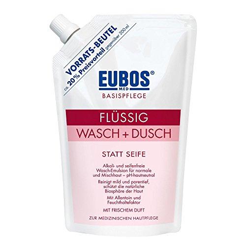 EUBOS FLÜSSIG rot m.frischem Duft Nachf.Btl. 400 ml