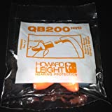QB200HYG Replacement Pods for The Howard Leight QB2HYG, (10 Pairs)