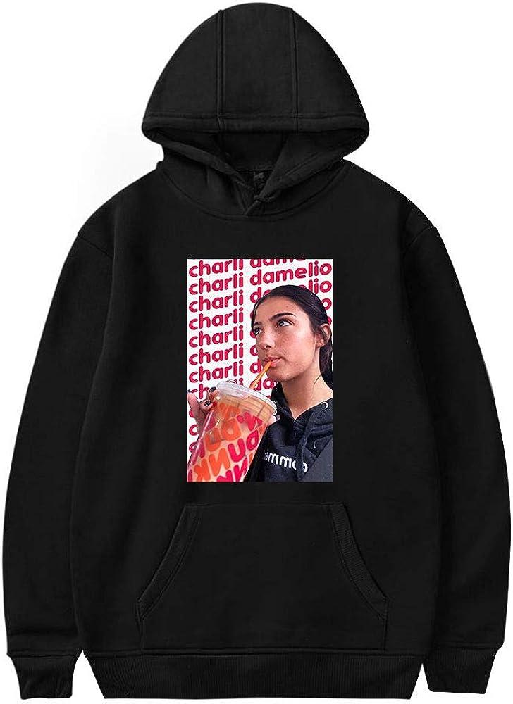 SevenDwarf Coffee Men Outlet SALE Women Fashion Hoodies Long Max 87% OFF Slee Sweatshirt