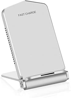 Phone Charging LIJ Q200 5W ABS + PC Fast Charging Qi Wireless Fold Charger Pad, for iPhone, Galaxy, Huawei, Xiaomi, LG, HT...