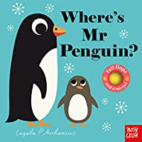 Where's Mr Penguin? (Felt Flaps)