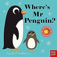 Where's Mr Penguin? (Felt Flaps)