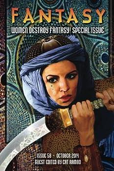 Fantasy Magazine Women Destroy Fantasy Magazine Monday