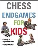 Chess Endgames For Kids-Muller, Karsten