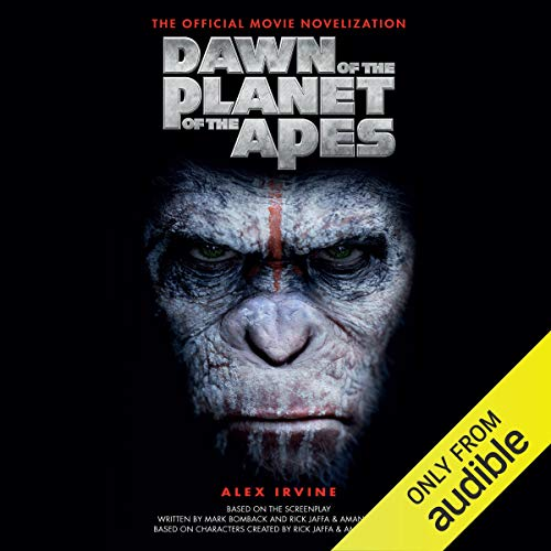Dawn of the Planet of the Apes cover art