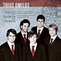 Contrasts in German Church Music Around 1600 by Gallus (2013-05-03)