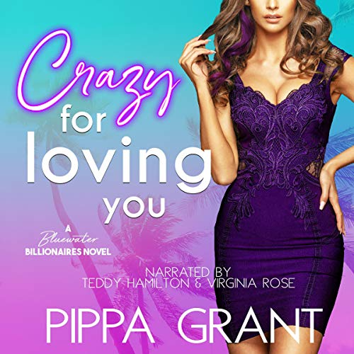 Crazy for Loving You audiobook cover art