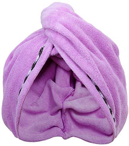 Toalla de vestir de microfibra (Turbante Púrpura)