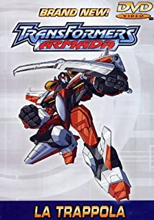 Transformers ArmadaVolume06 italien