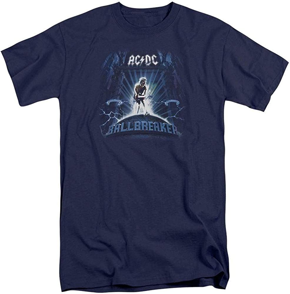 ACDC Ballbreaker Adult Tall Fit T-Shirt