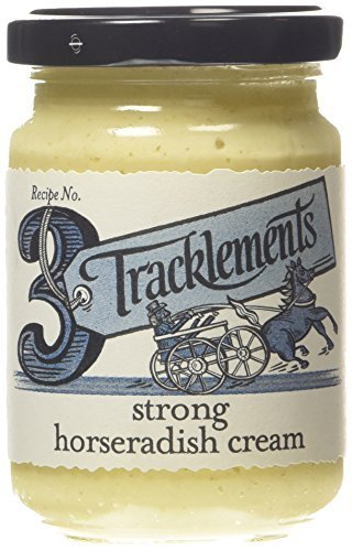 Tracklements Horseradish and Cream Sauce 145g by Tracklements