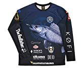 #LMAB Teamshirt // Das Tournament Long Sleeves Crew // Function-Wear mit Sonnenschutz als...