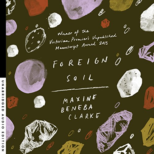 Foreign Soil audiobook cover art