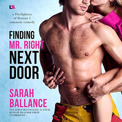 Finding Mr. Right Next Door cover art