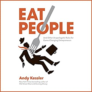 Eat People audiobook cover art