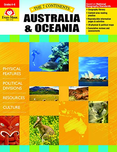 Compare Textbook Prices for Australia and Oceania The Seven Continents 7 Continents Teacher ed. Edition ISBN 9781609631284 by Evan Moor