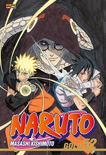 Naruto Gold Vol. 52