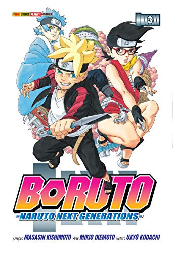 Boruto. Naruto Next Generations - Volume 3