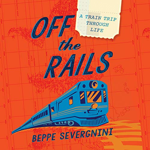 Off the Rails audiobook cover art