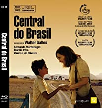 Blu-ray Central do Brasil [ Central Station ] [ Subtitles in English + French + Spanish ] Region ALL