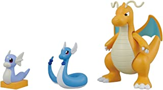 Bandai Pokemon Dragonite Kairyu Evolution Plastic Modeling Kit (Japan Import)