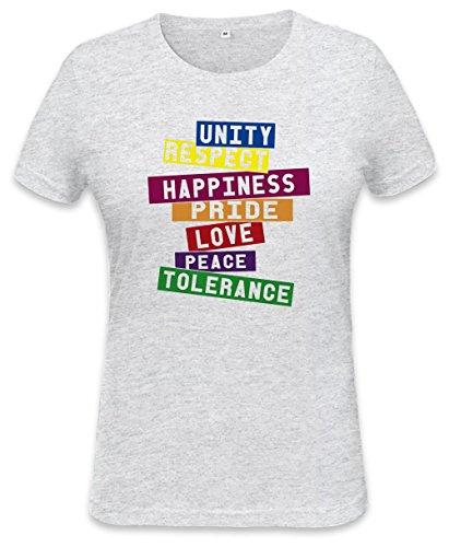 Seven Values Womens T-shirt X-Large