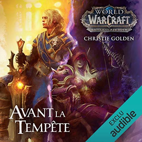Couverture de Warcraft. Avant la tempête