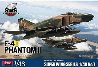 F-4D Phantom II – 1/48 Zoukei-Mura SUPER WING SERIES No.7